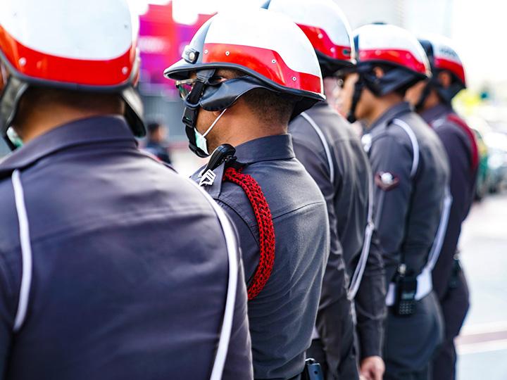 ที่ทำการตำรวจชุมชนเขตงานที่ 8 (นาเกลือ) สถานีตำรวจภูธรบางละมุง